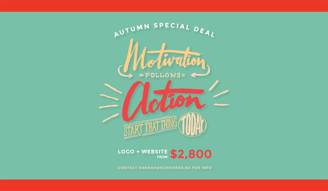 Logo and website autumn special
