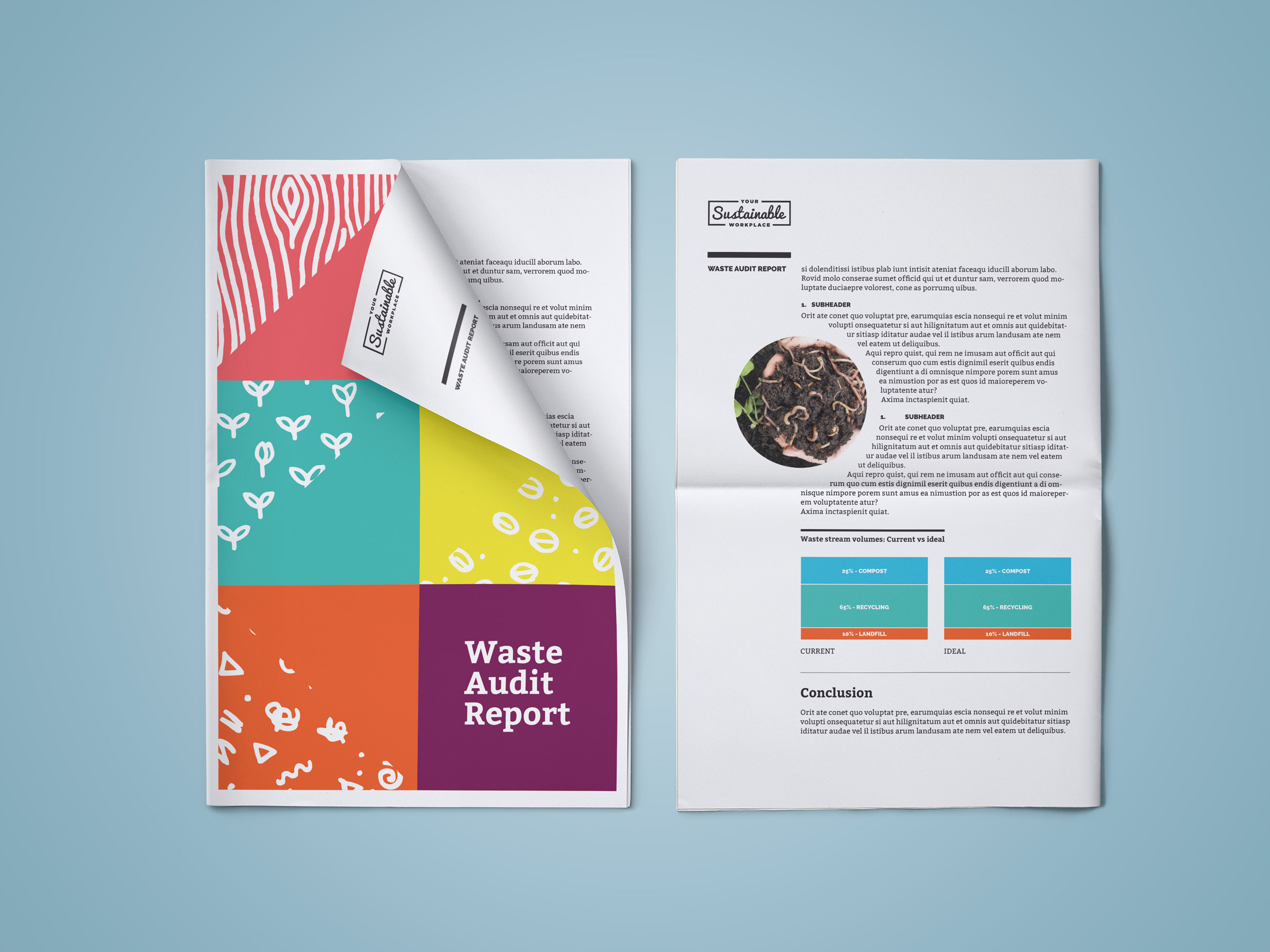 Your Sustainable Workplace waste audit