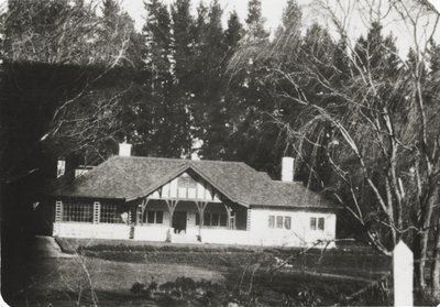 St Helen's Homestead Station 1917 (Image courtesy of Rosemary Ensor)