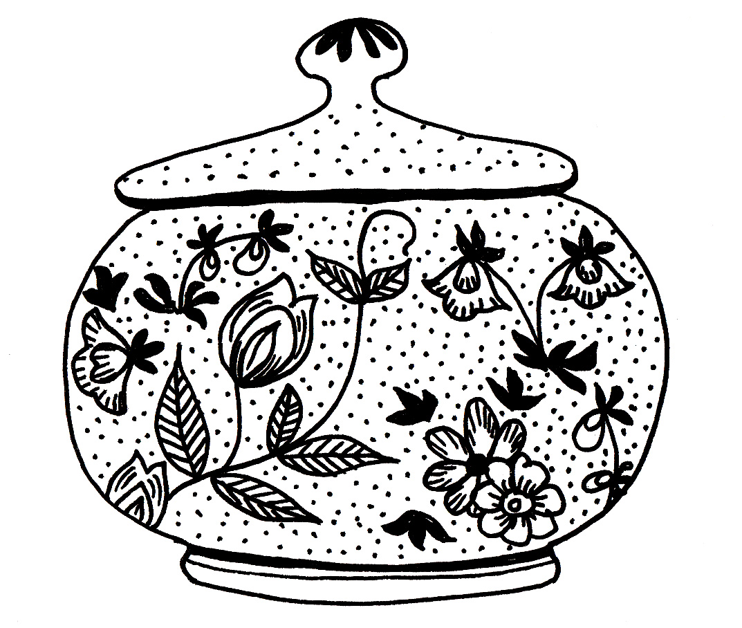 day49_handpaintedpot