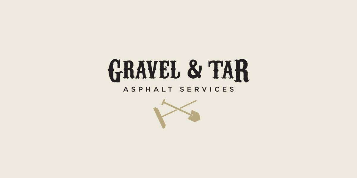 Gravel & Tar logo