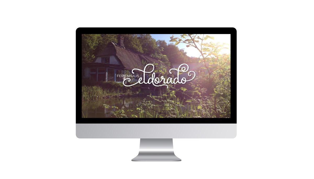 Ferienhaus Eldorado holiday accommodation screen