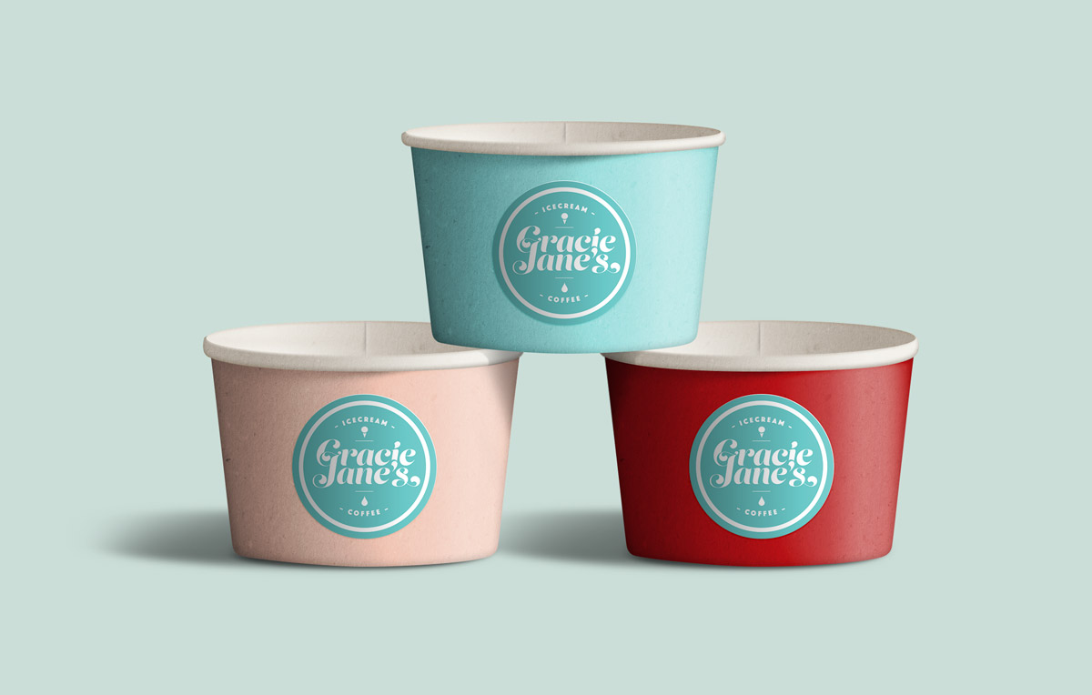 Gracie Jane's icecream-cups
