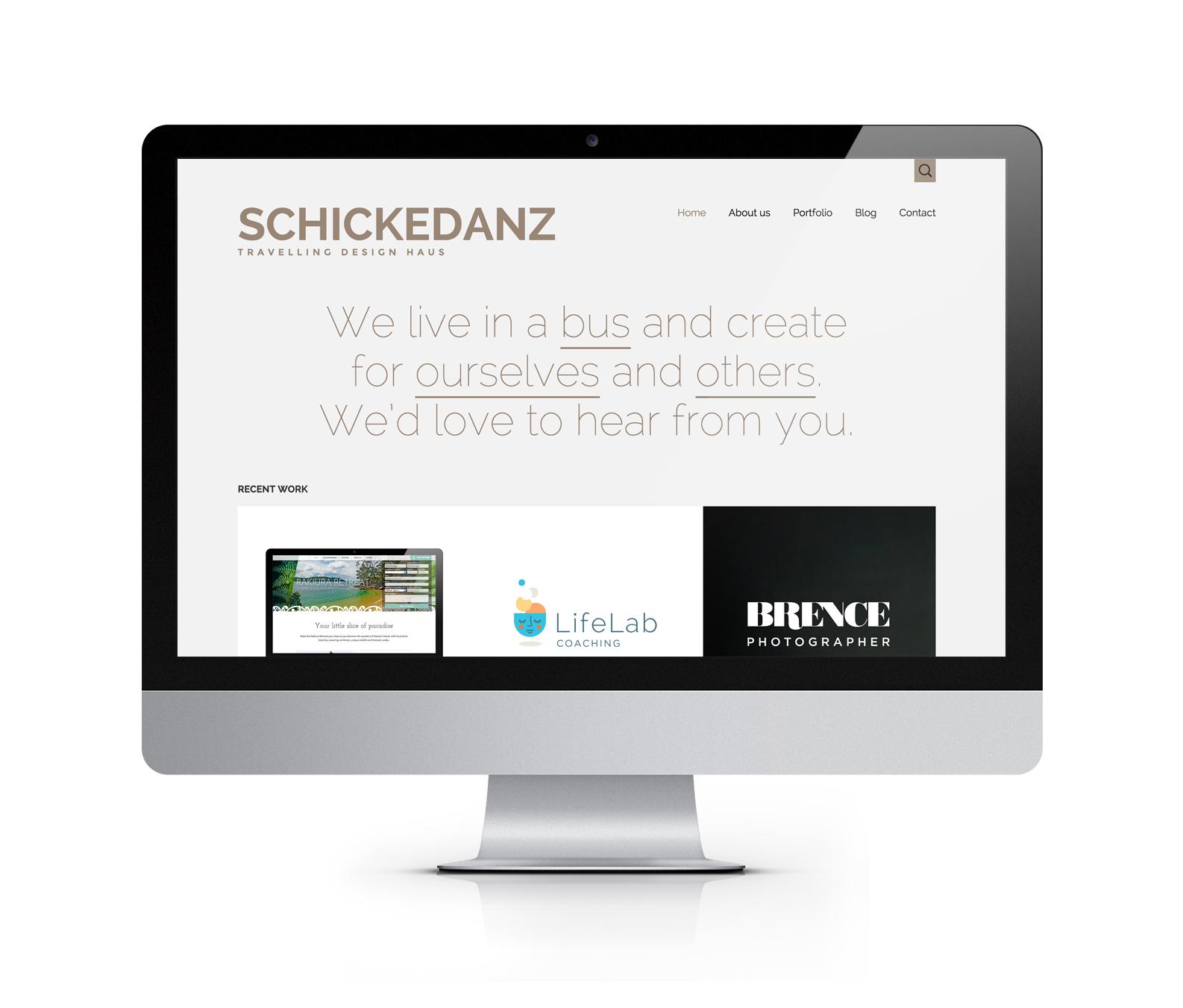 Schickedanz site
