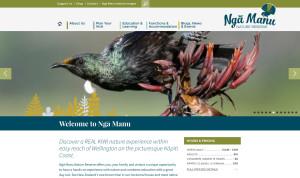 Nga Manu Nature Reserve
