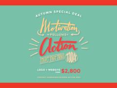 Logo & website special deal