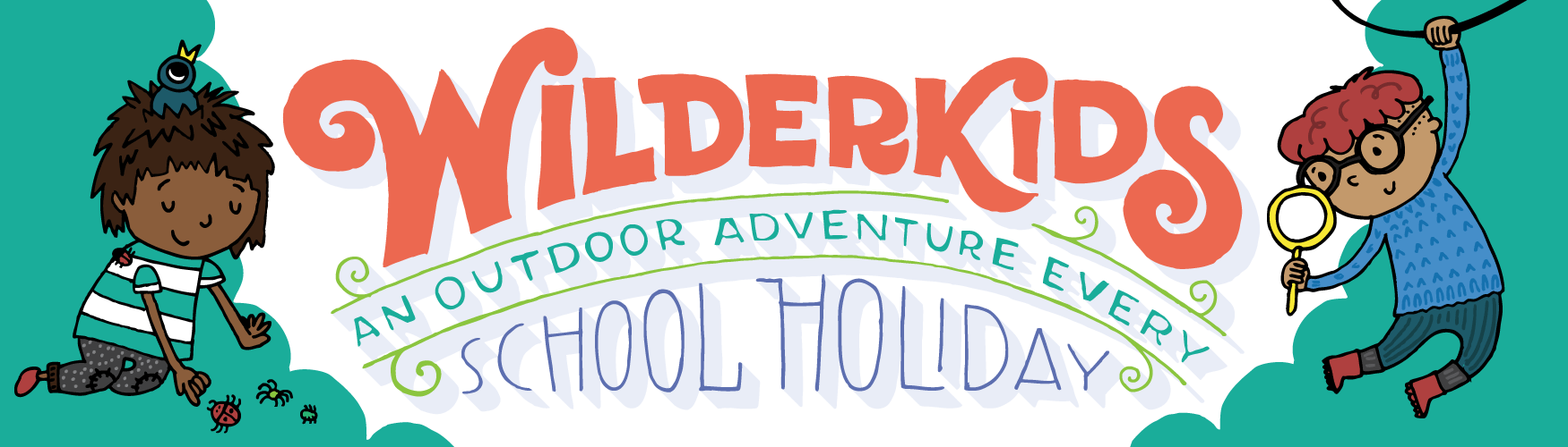 Wilderkids banner ad