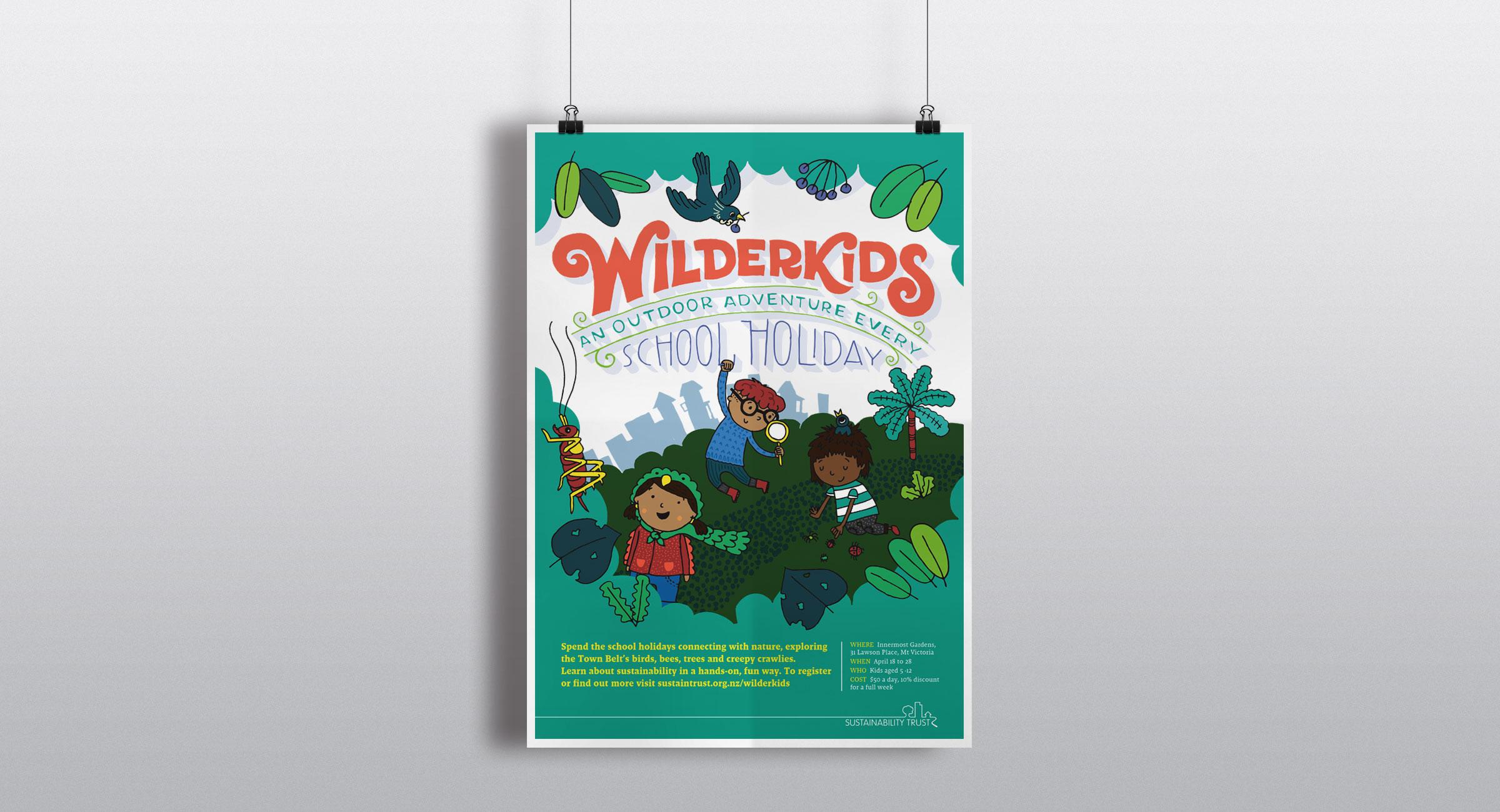 wilderkids poster